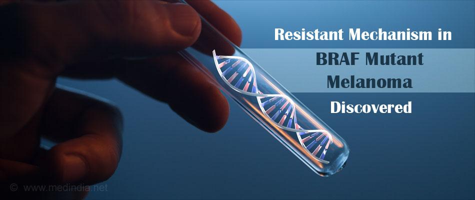 New Treatment Resistant Mechanism Identified In BRAF Mutant Melanoma