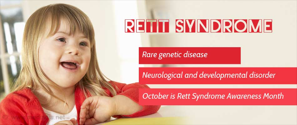 October is Here! Let's Pass the Word on Rett Syndrome