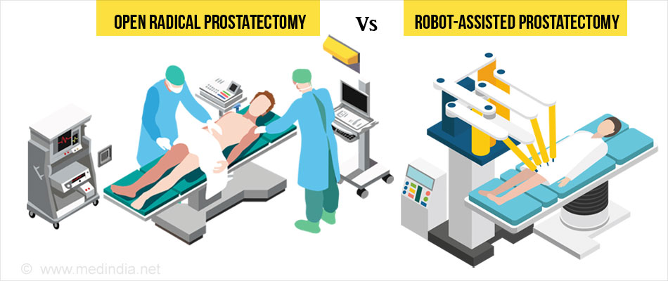 Success Of Radical Prostatectomy Be It Open Or Robotic Depends
