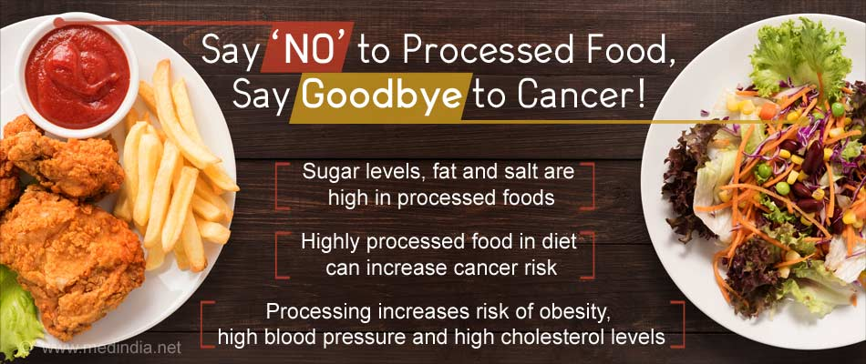 Cut down on processed food to stay away from cancer forumfinder Image collections