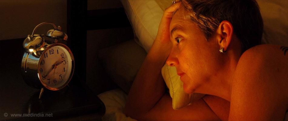 Specific Work Factors Cause Sleep Problems