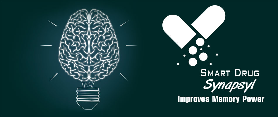 Smart Drug 'Synapsyl' Fuels For a More Powerful Brain