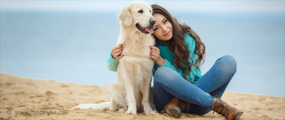 Just Think About Your Pet When You Feel Socially Rejected