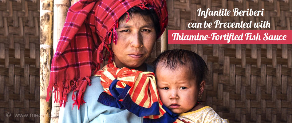 Thiamine-Fortified Fish Sauce Could Help Fight Infant Beriberi in Southeast Asia
