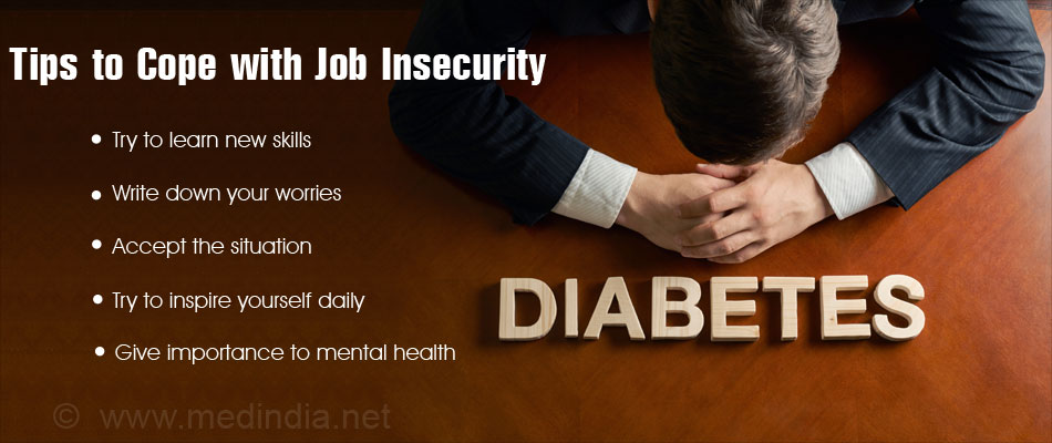 Job Insecurity Is a Risk Factor for New Onset Diabetes