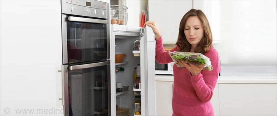 Here�s a New Way to Detect Contaminated Foods in Your Fridge