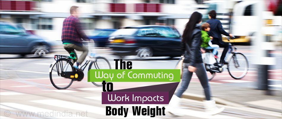 Change Your Way of Commuting to Improve Your Physical Health!