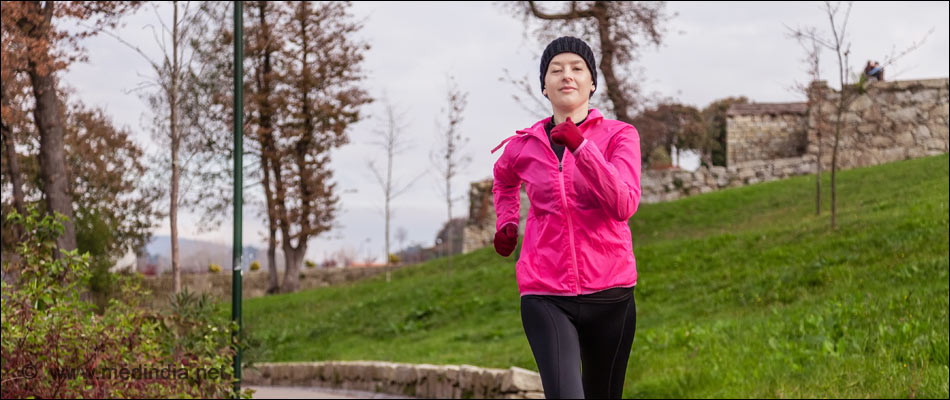 Benefits of Walking Outweigh Effects of Air Pollution