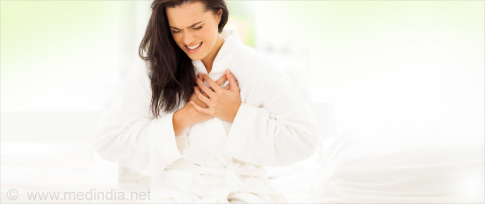 Endometriosis May Increase Women's Risk for Coronary Heart Disease