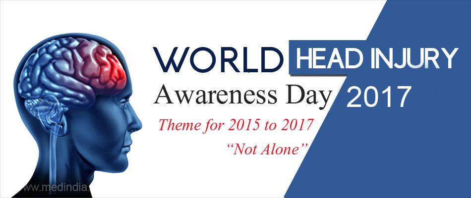 World Head Injury Awareness Day 2017