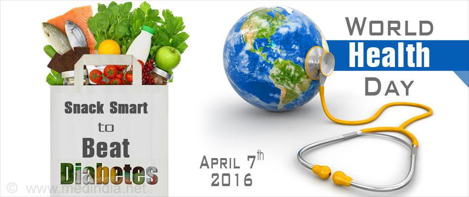World Health Day 2016 - Halt the Rise: Beat Diabetes