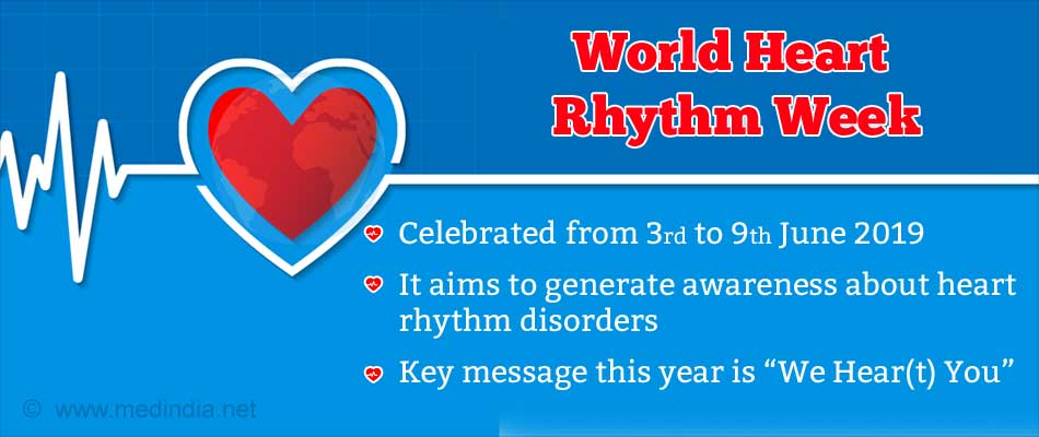 World Heart Rhythm Week: Knowing Your Pulse Can Save Your Life