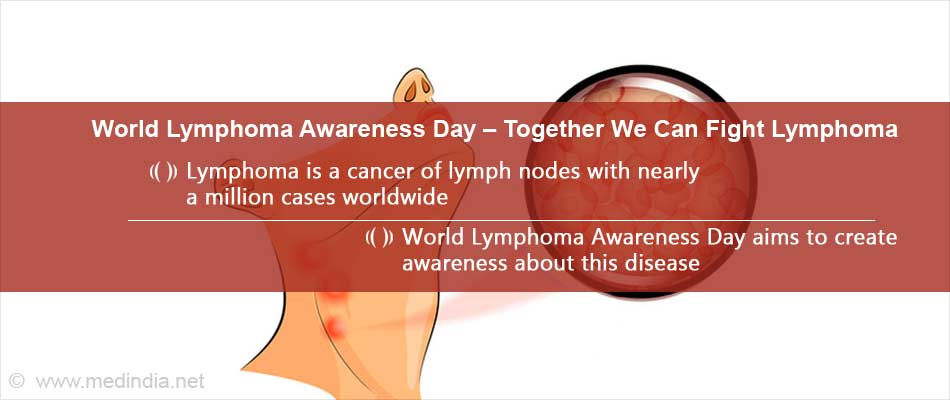 World Lymphoma Awareness Day � Know Your Nodes