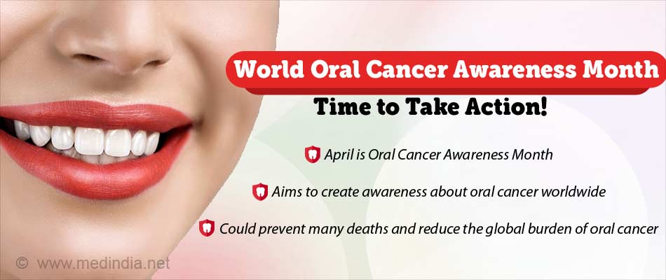 World Oral Cancer Awareness Month: Promoting Healthy Smiles Every Day