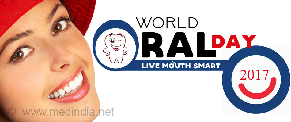 "World Oral Health Day 2017- ""Live Mouth Smart"" : An Exclusive Interview With Dr. Praveen Vaid"