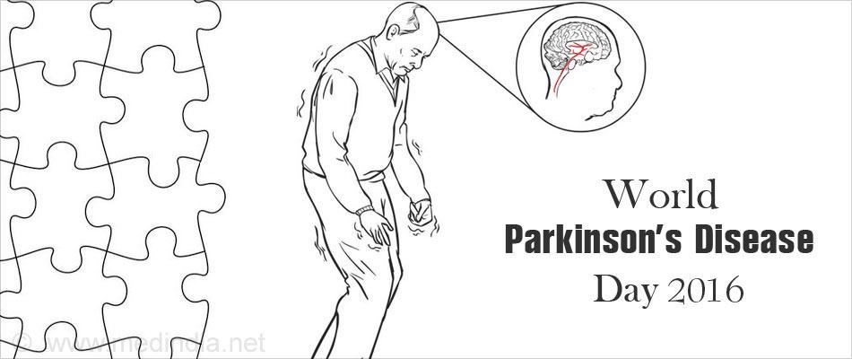 World Parkinson's Day 2016