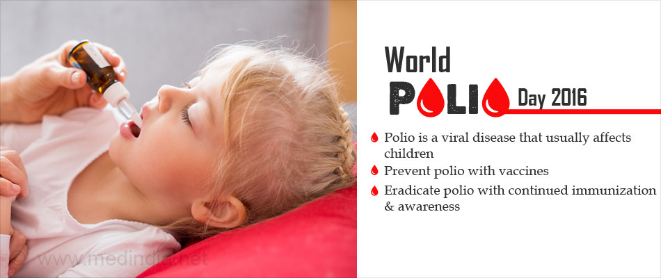 World Polio Day 2016