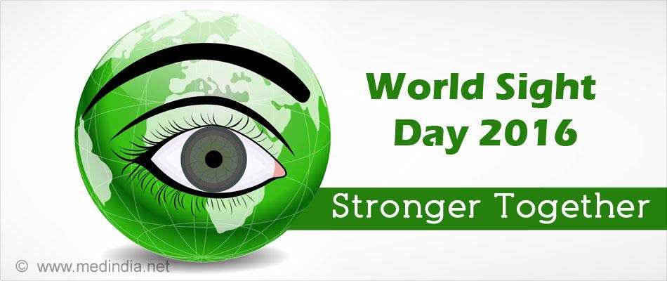 World Sight Day 2016: 'Universal Eye Health'