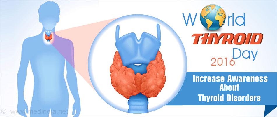 World Thyroid Day 2016