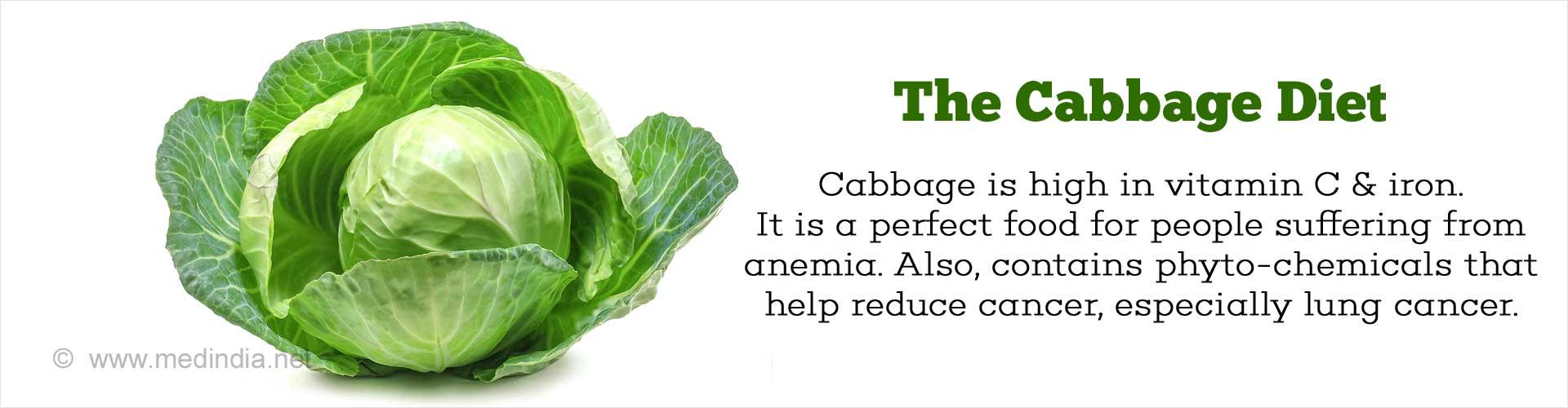 The Cabbage Diet