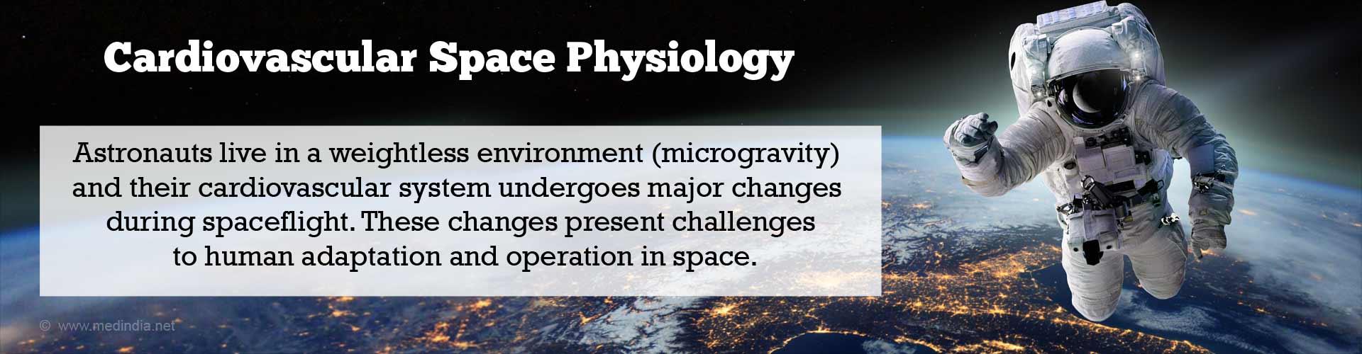 Cardiovascular Space Physiology