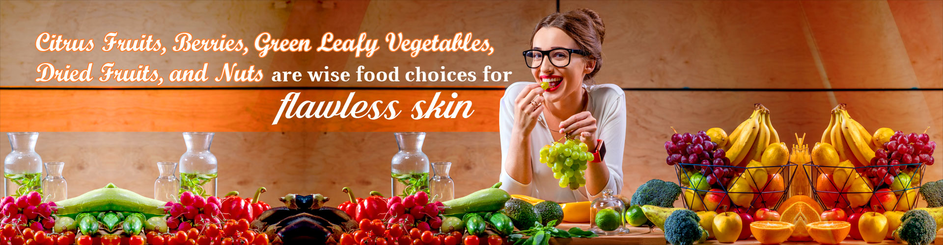Top 7 Dietary Habits That Affect Your Skin
