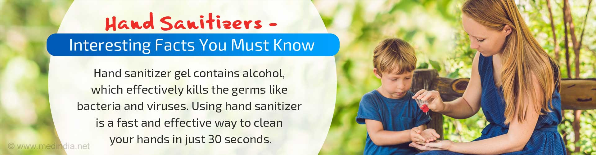 Hand Sanitizers - Interesting Facts You Must Know