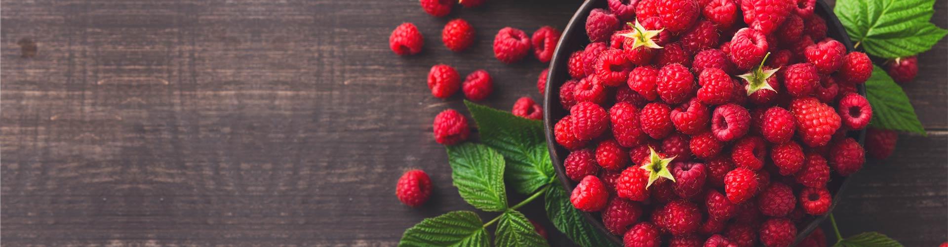 Amazing Health Benefits of Raspberries