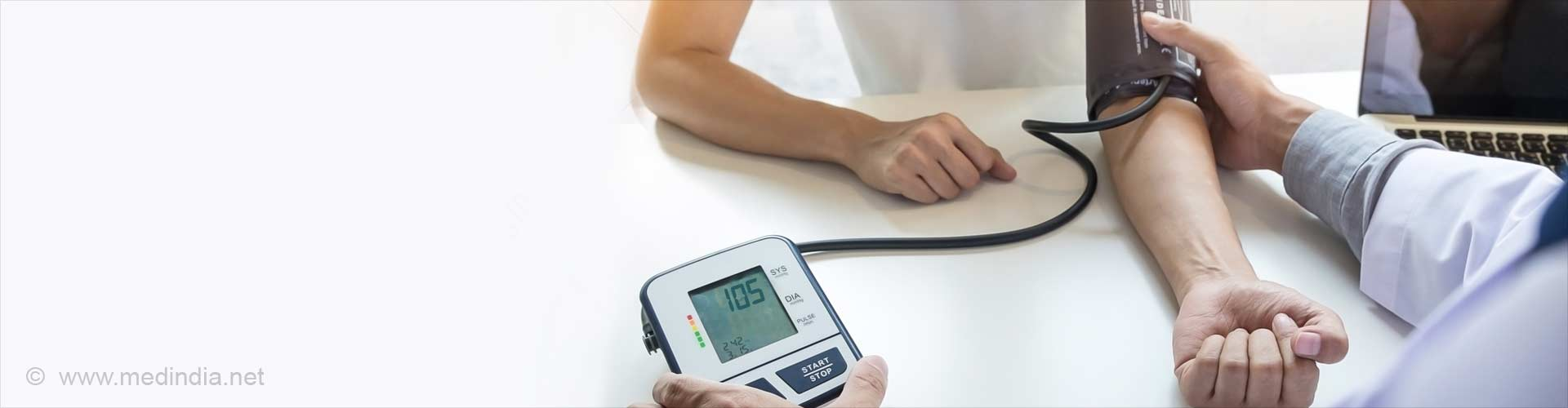 High Blood Pressure | Hypertension - Causes, Symptoms