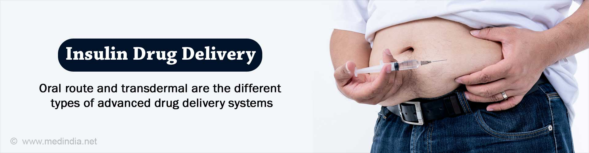 Drug Delivery Systems - Use in Diabetes Management