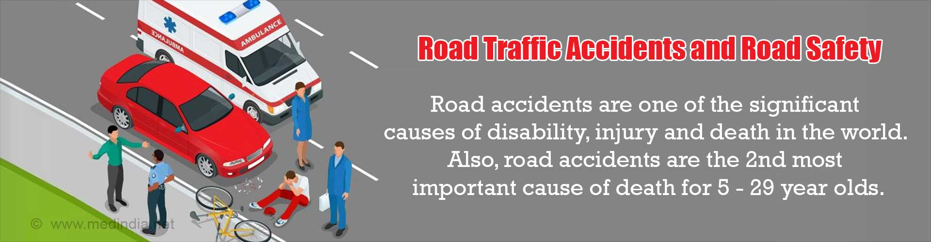 Road Traffic Accidents and Road Safety