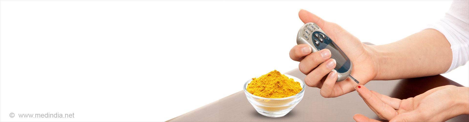 Top Benefits of Turmeric Extract for Diabetics