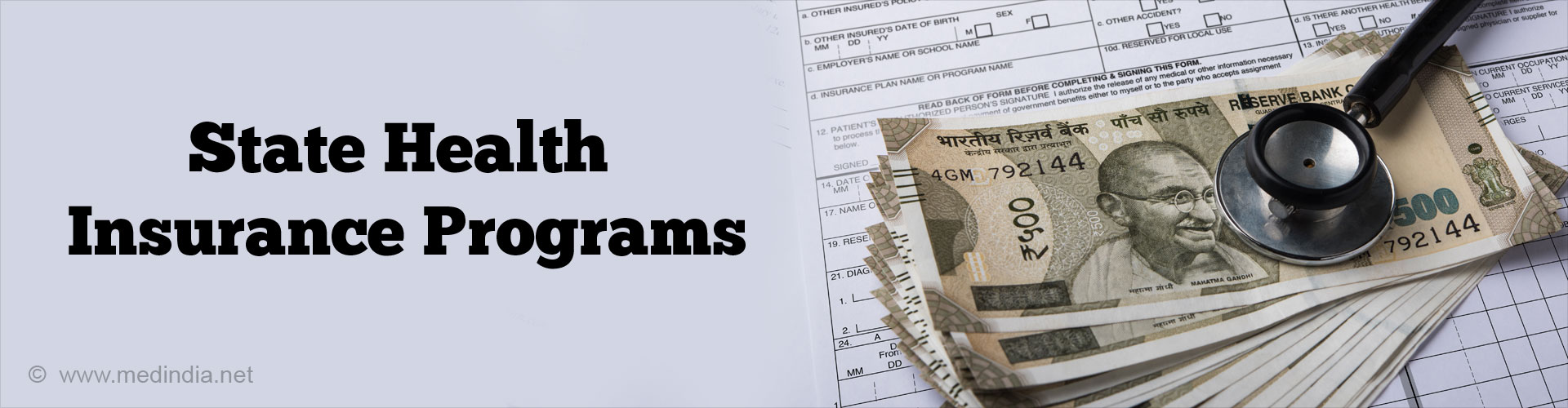 State Health Insurance Programs