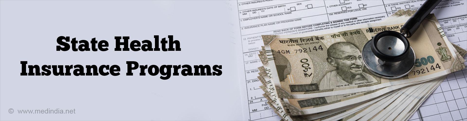 State Health Insurance Programs