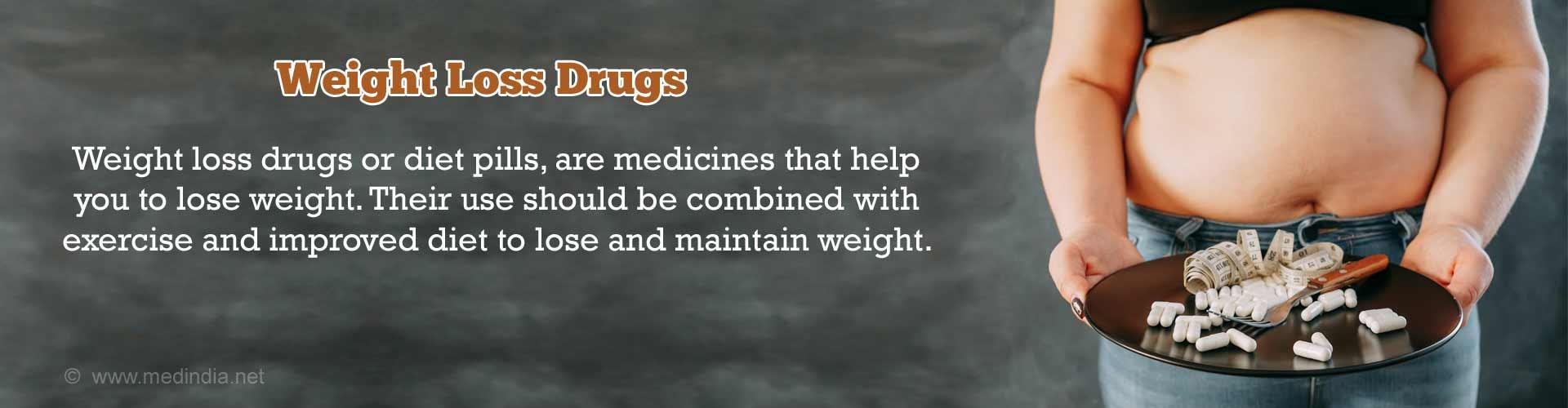 Weight Loss Drugs (Diet Pills)