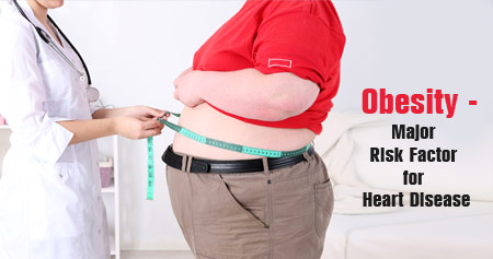 Obesity - Major Risk Factor for Heart Disease