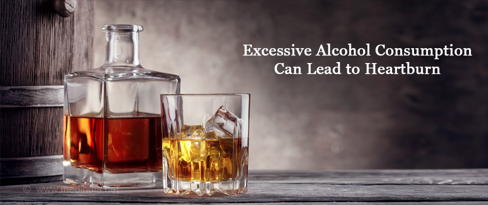 Alcoholic Beverages Can Trigger Acid Reflux