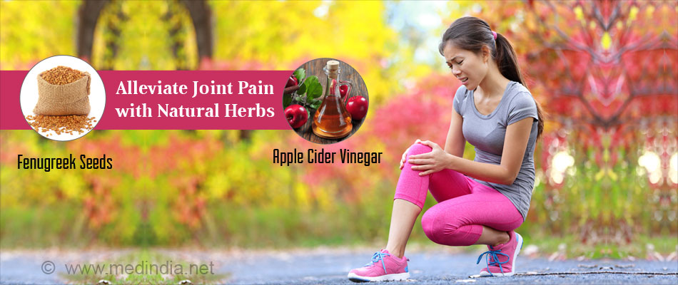 Alleviate Joint Pain with Natural Herbs