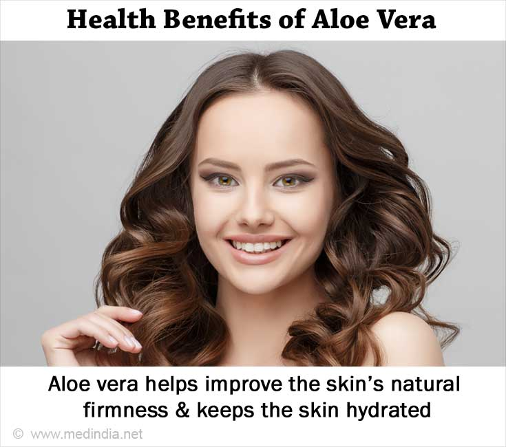 Health Benefits of Aloe Vera: Skin