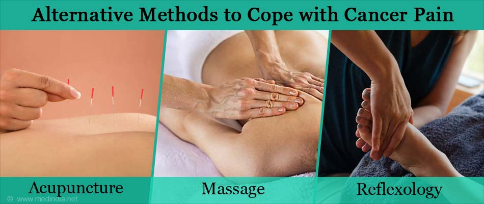 Alternative Methods to Cope with Cancer Pain