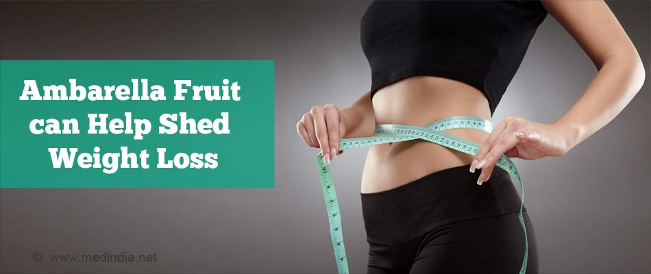 Ambarella Fruit Helps in Weight Loss