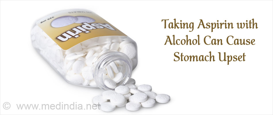 Aspirin and Alcohol