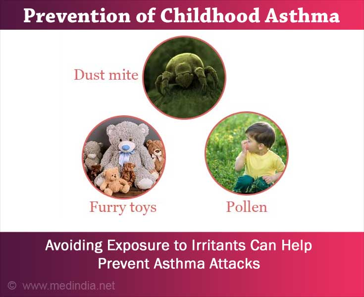 Avoiding Exposure to Irritants Can Help Prevent Asthma Attacks