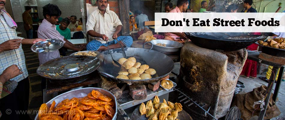 Avoid Roadside Food Joint During Travel