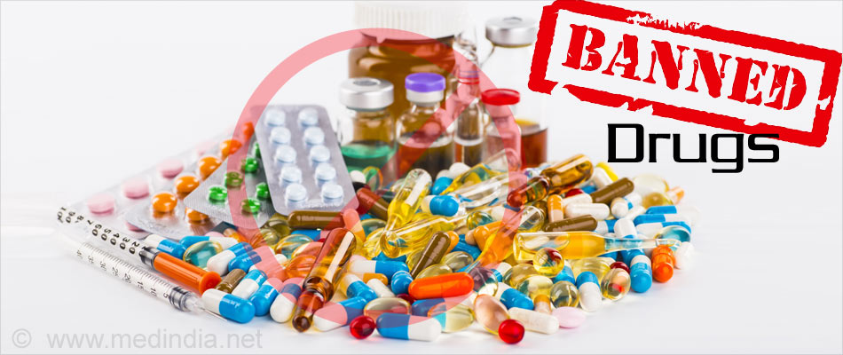 Drugs Banned in India