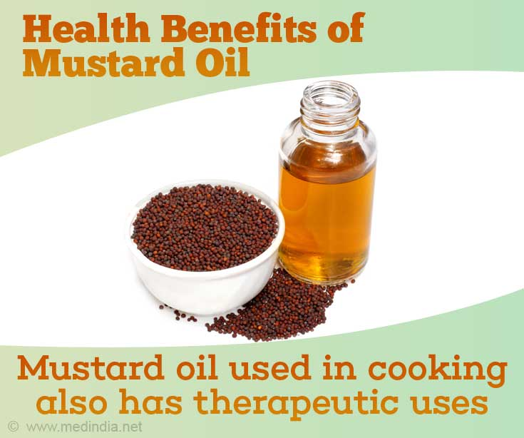 Health Benefits of Mustard Oil | Mustard Oil for Healthy Heart