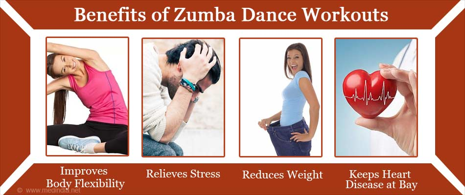 Benefits of Zumba Dance Workouts