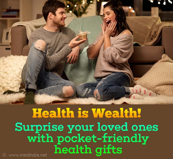 Best Gift for Your Valentine: Good Health