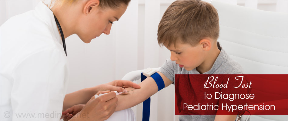 Blood Test to Diagnose Pediatric Hypertension
