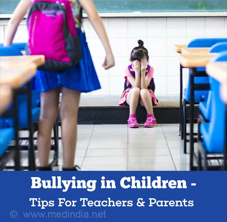 Bullying in Children - Tips For Teachers and Parents